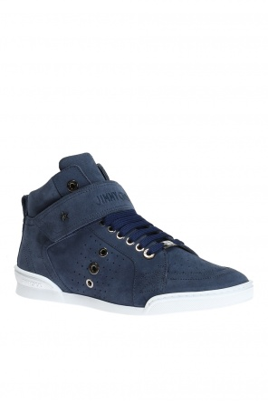 'lewis' high-top sneakers od Jimmy Choo